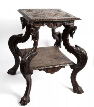 Small Table - 1890