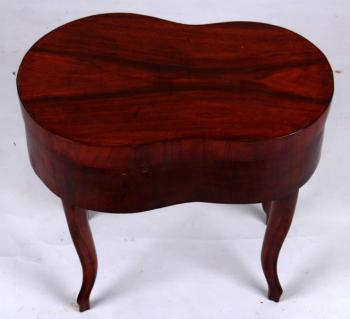 Small Table - walnut wood - 1870